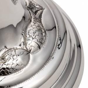 Cáliz y Píxide plata 800 marfil mod. Delfino s3