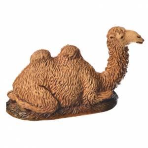 Camello para Belén de Moranduzzo con estatuas de 3,5 cm s1