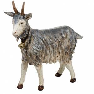 Animali presepe: Capra in piedi 125 cm presepe Fontanini