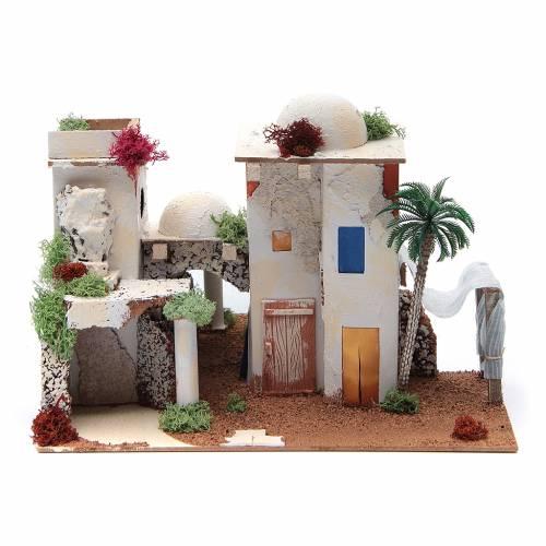 Casa araba con specchio di dimensioni 25x35x20 1
