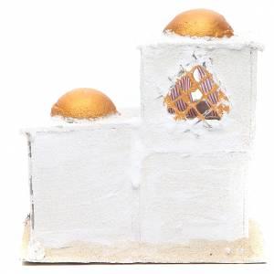Casa araba presepe 21,5x23x15 cm s4