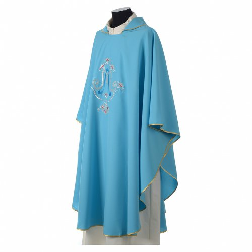 Casula simbolo mariano s6