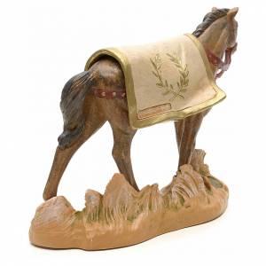 Cavallo nero 19 cm Fontanini s3