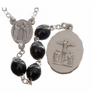 Rosaires de dévotion: Chapelet des 7 douleurs noir