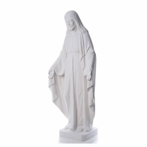 Christ the Redeemer statue  in reconstituted Carrara Marble, 130 s2