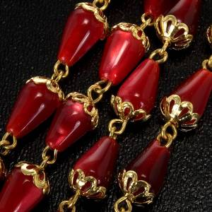 Ghirelli outlet rosary beads: Christmas Ghirelli rosary