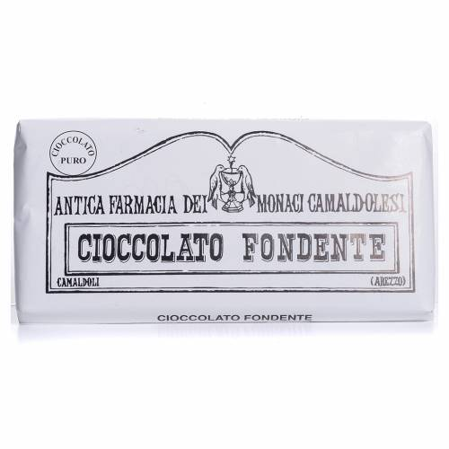 Cioccolato fondente 50 gr Camaldoli s1