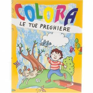 Libri per bambini e ragazzi: Colora le tue preghiere