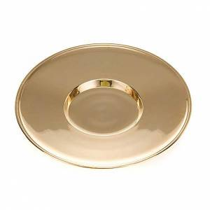 Calici Pissidi Patene metallo: Completo Divina Liturgia ortodossa