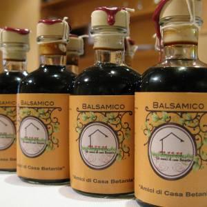 Condimento Balsamico 100 ml invecchiato 5 anni s5
