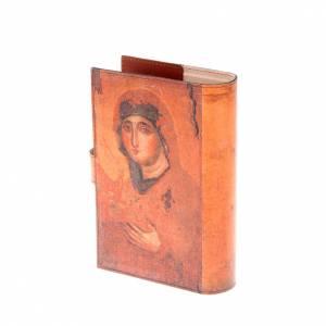 Copertina 4 vol. vera pelle Pantocratore e Madonna s3