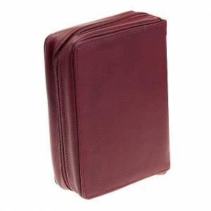 Copertina Bibbia Gerusalemme pelle lampo s4