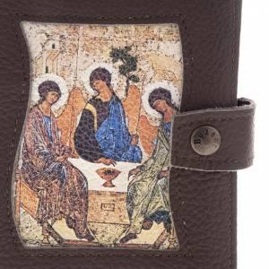 Copertine liturgia vol. unico pelle SS.Trinità s3