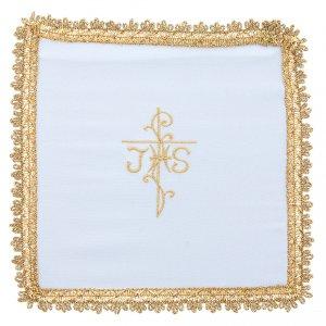 Copricalice palla Vatican poliestere cartoncino estraibile s5