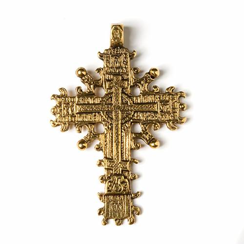 Copta pendant cross s3
