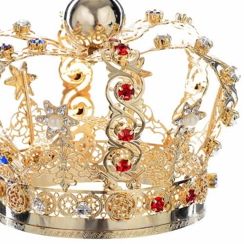 Corona Imperial con estrás s3