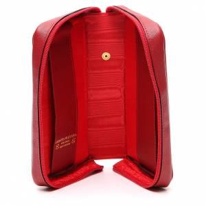 Couverture Lit. Vol. unique IHS rouge cuir s5