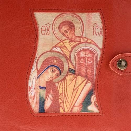 Couverture Néocatéchuménale Sainte Famille rouge s2