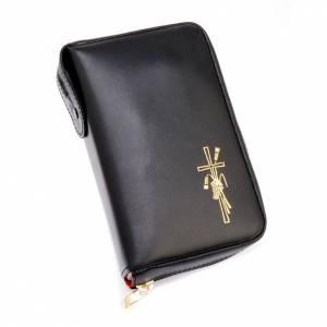 Couvertures liturgie des heures vol. unique: Couverture vol. unique, cuir, symbole or