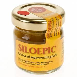 Crema peperoncino giallo 35 gr Monastero Siloe s1