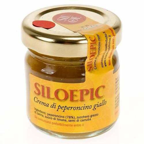 Crema peperoncino giallo 35 gr Monastero Siloe 1