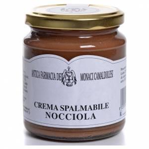 Chocolat des Trappistes: Crème de chocolat aux noisettes 300g Camaldoli