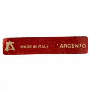 Croce Argento 925 Ave Maria s4
