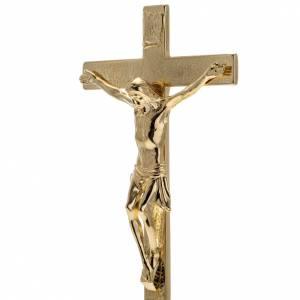 Croce e candelieri da altare s3