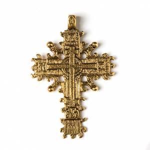 Pendenti croce metallo: Croce pendente Copta