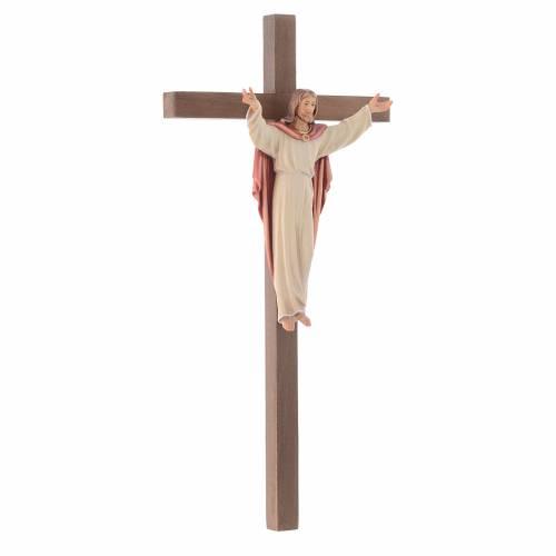 Crocefisso Risorto croce dritta s3