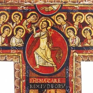 Crocifisso legno San Damiano misure diverse s4