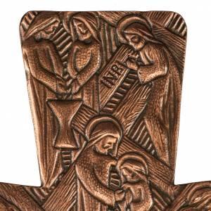 Croix de procession en bronze images chemin de croix s3