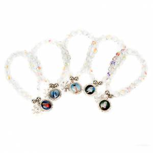 Crystal bracelet with image s1