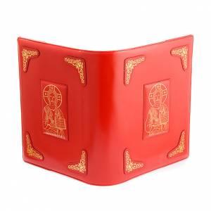 Custodia per Messale Romano rossa s2