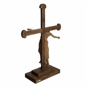 Déposition du Christ 72 cm bois Bethléem s4