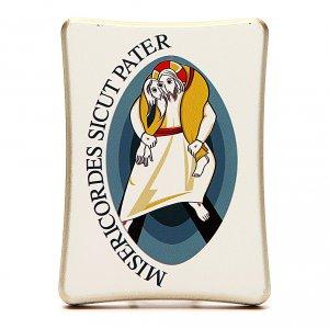 Bilder, Miniaturen, Drucke: STOCK Druckbild mit Logo des Jubilaeum der Barmherzigkeit 11x15
