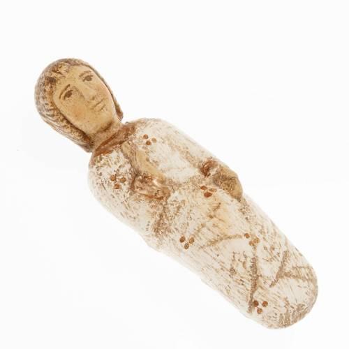 Enfant Jésus Crèche d'Autun bois peint s2