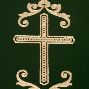 Couvertures pour rites: Etui porte-rite en cuire vert