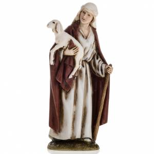 Figurines for Landi nativities, Good Shepherd 11cm s1