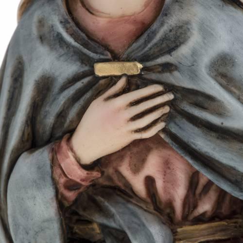 Figurines for Landi nativities, Virgin Mary 18cm s5