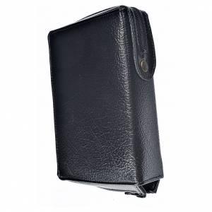 Funda Biblia Jerusalén Nueva Ed. simil cuero negro Pantocrátor s2