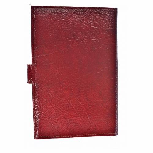 Funda burdeos Biblia Jerusalén Nueva Ed. simil cuero s2