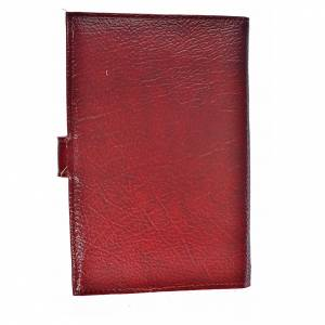 Funda Sagrada Biblia CEE ED. Pop. simil cuero burdeos s2