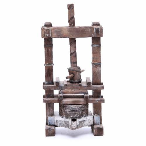 Garlic press for Neapolitan Nativity, 24cm s1
