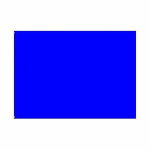 Gélatine pour ampoules de 25x30 cm bleu s1