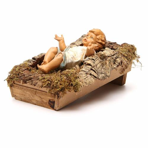 STOCK Gesù Bambino 52 cm presepe Fontanini s5