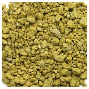 Muschio, licheni, piante, pavimentazioni: Ghiaia gialla 500 gr presepe