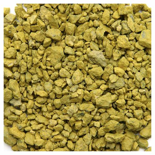 Ghiaia gialla 500 gr presepe s1