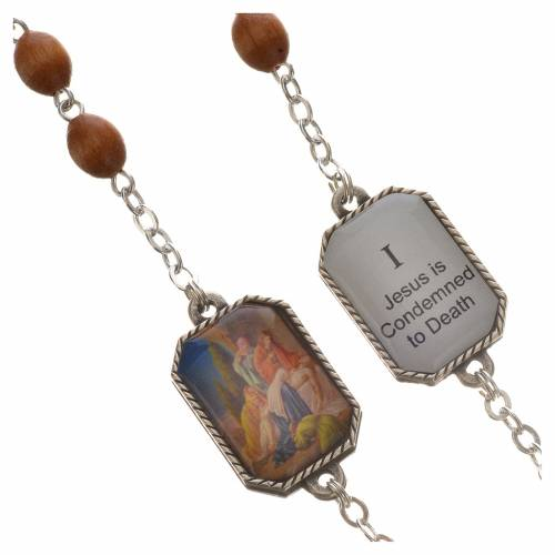 Ghirelli chaplet, Way of the Cross 15 stations s3