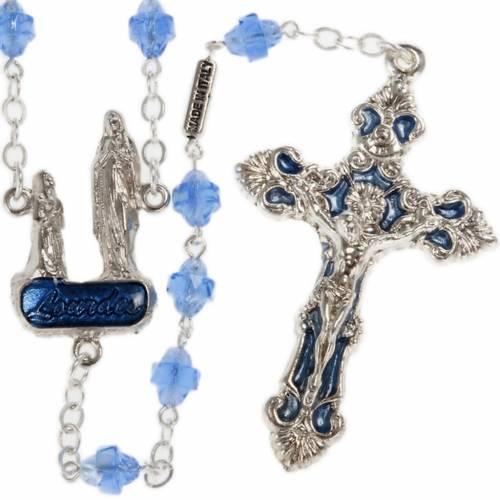 Ghirelli Lourdes rosary, 6mm s1